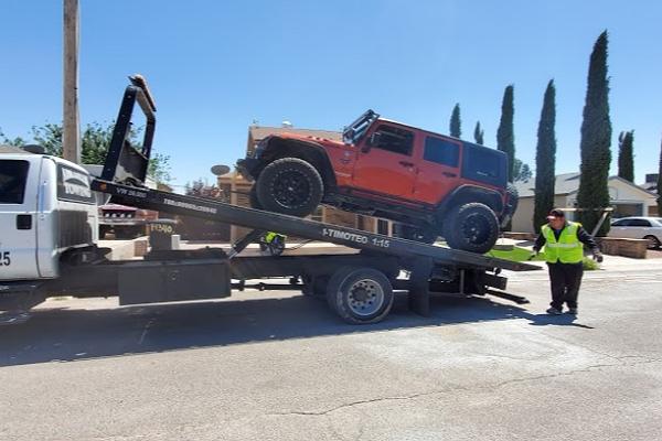 Good Towing Services in El Paso