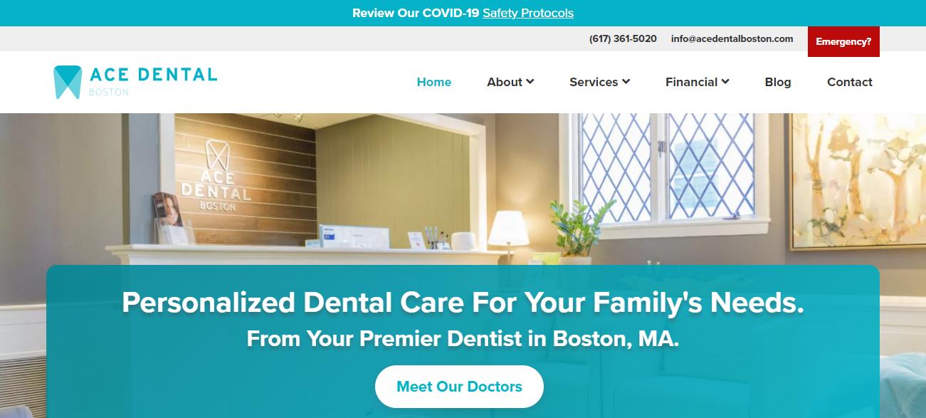 Ace Dental Boston in Boston, MA