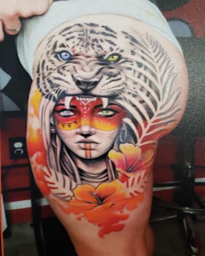 Good Tattoo Artists in Albuquerque
