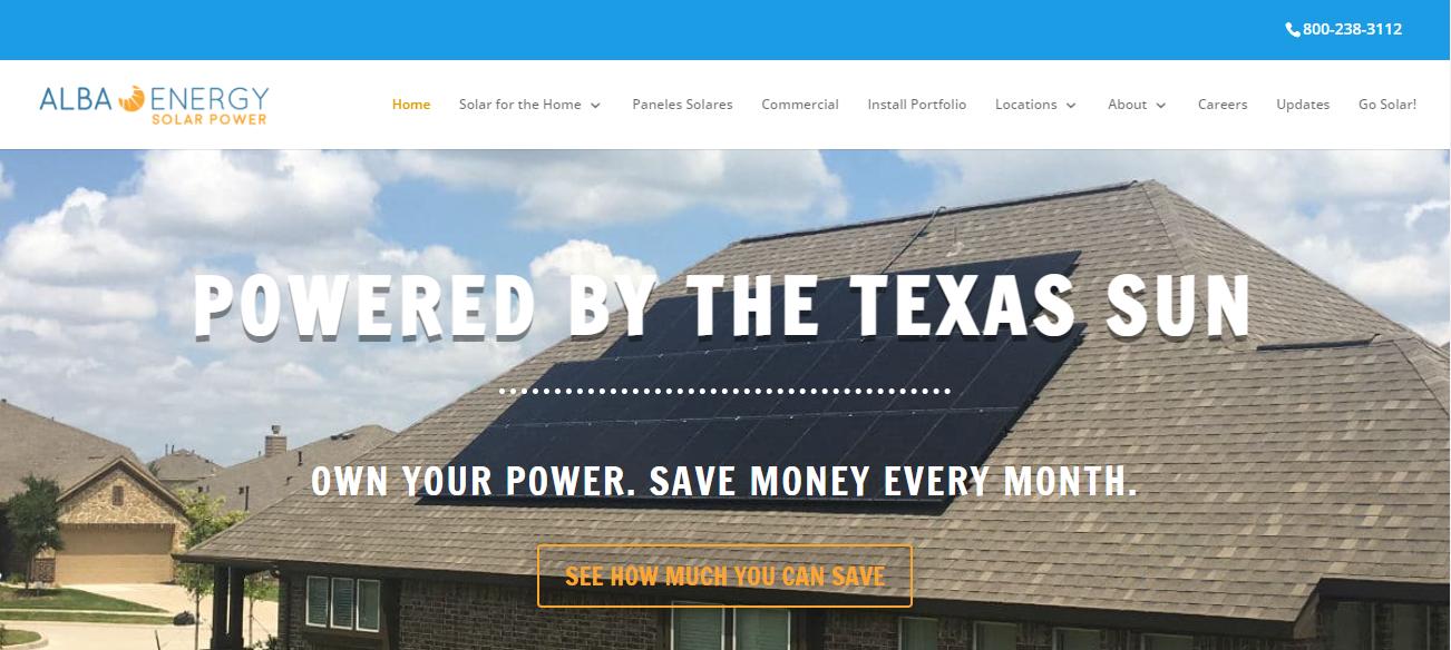 Alba Energy in San Antonio, TX