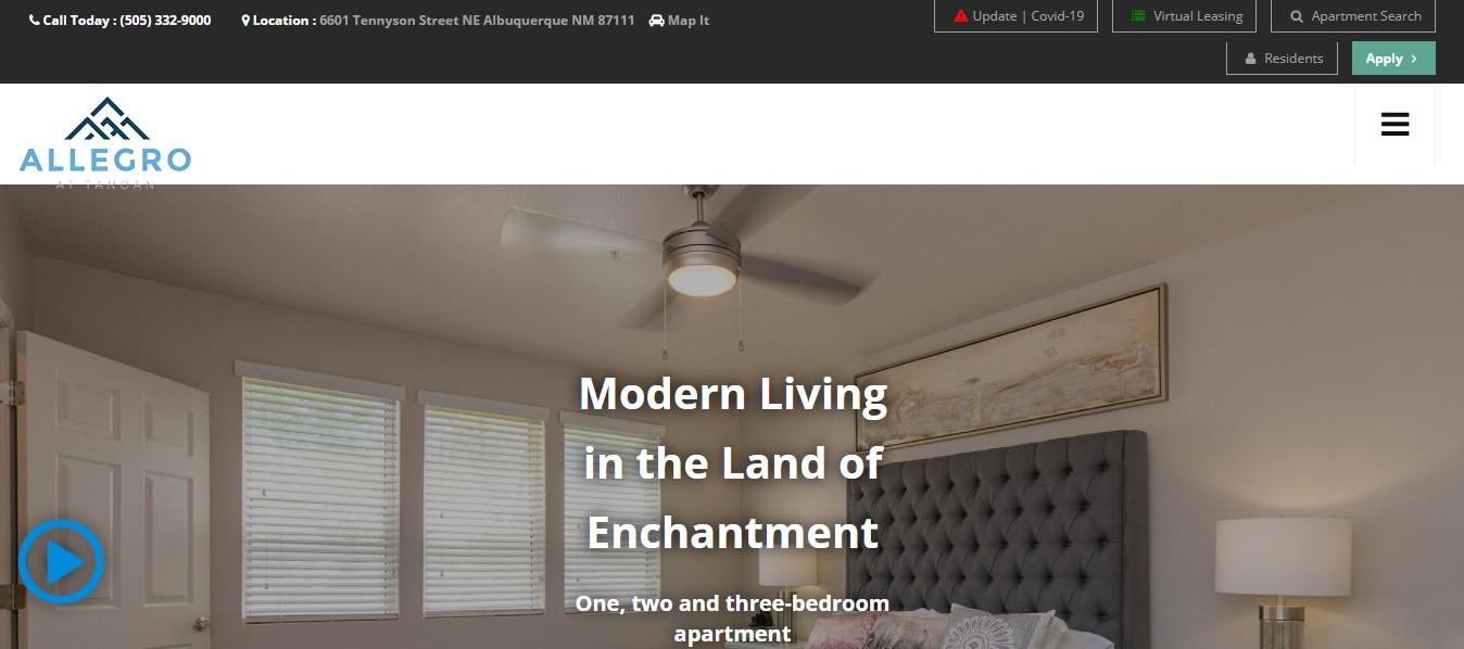 Premier Apartments in Albuquerque, NM