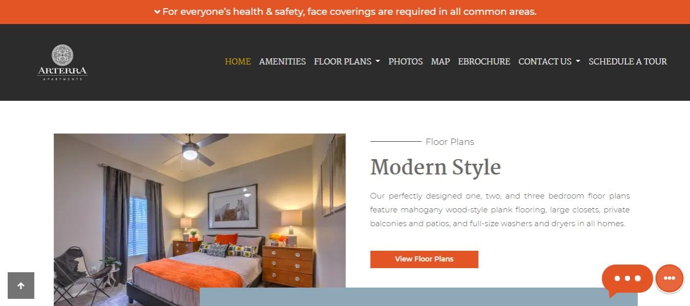 Arterra Best Apartments in Albuquerque, NM