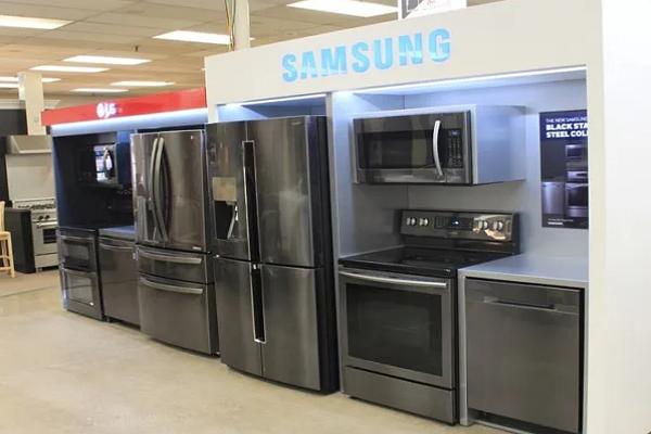 Refrigerator Stores in Louisville
