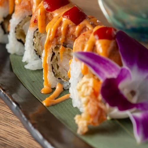 Sushi in Detroit