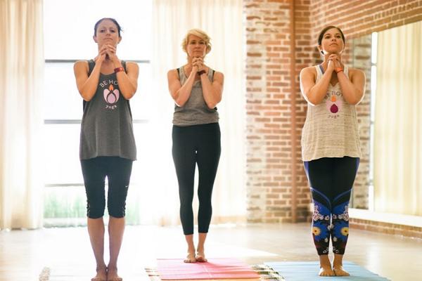 Top Yoga Studios in Atlanta
