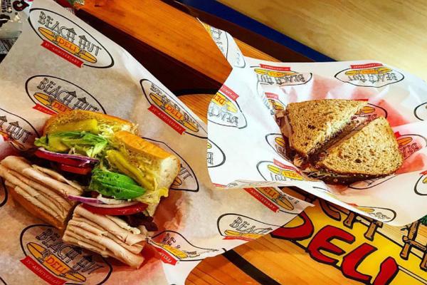 Sandwich Shops Sacramento