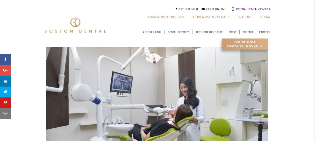 Boston Dental in Boston, MA