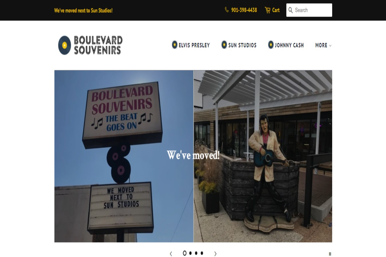 Top gift shop in Memphis, TN