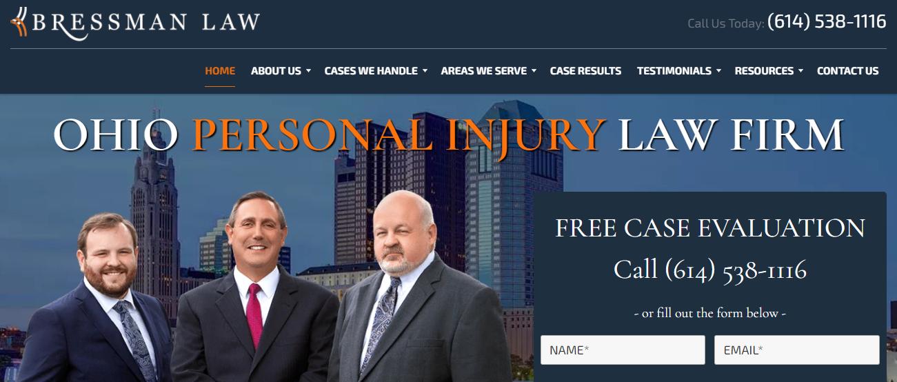 Bressman Law in Columbus, OH