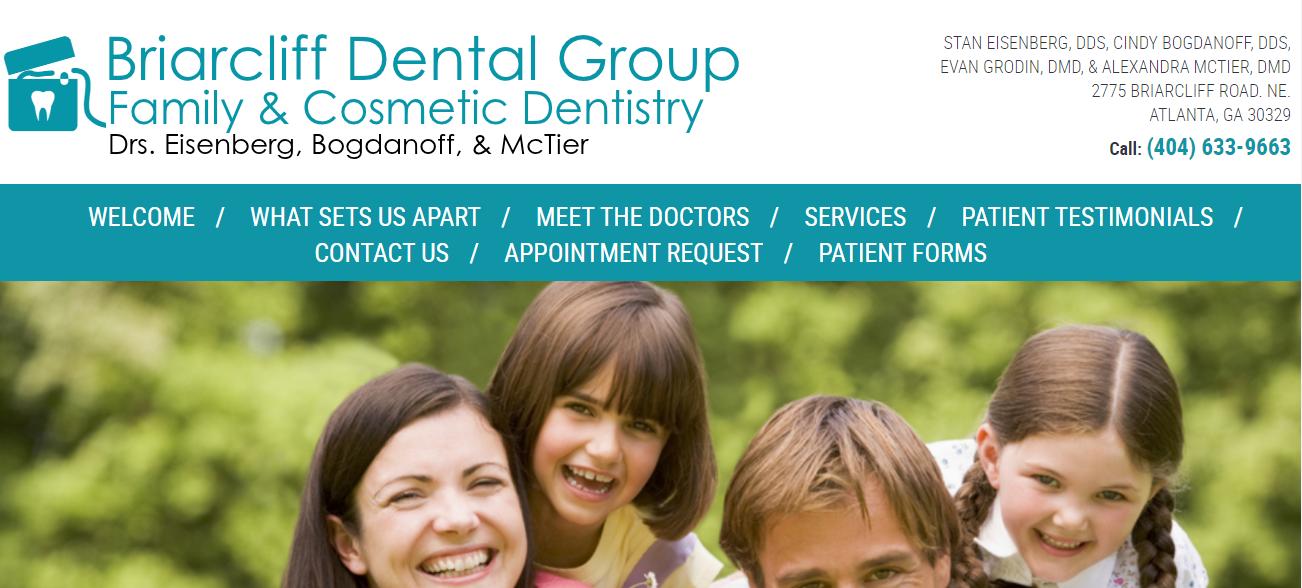 Briarcliff Dental Group in Atlanta, GA