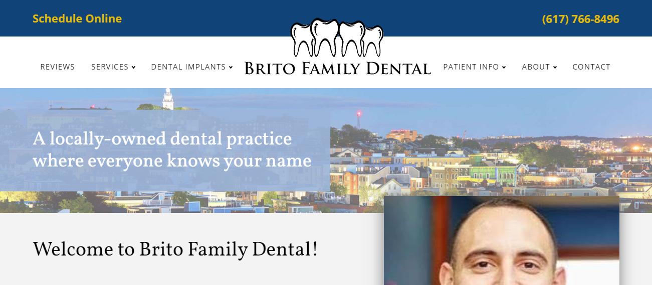 Brito Family Dental in Boston, MA
