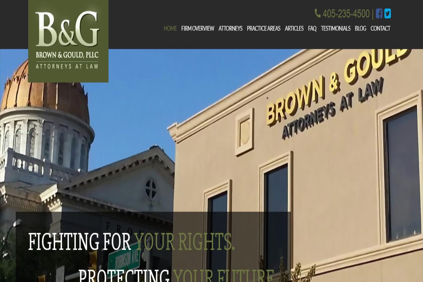 Brown & Gould Best Mediators in Oklahoma City, OK