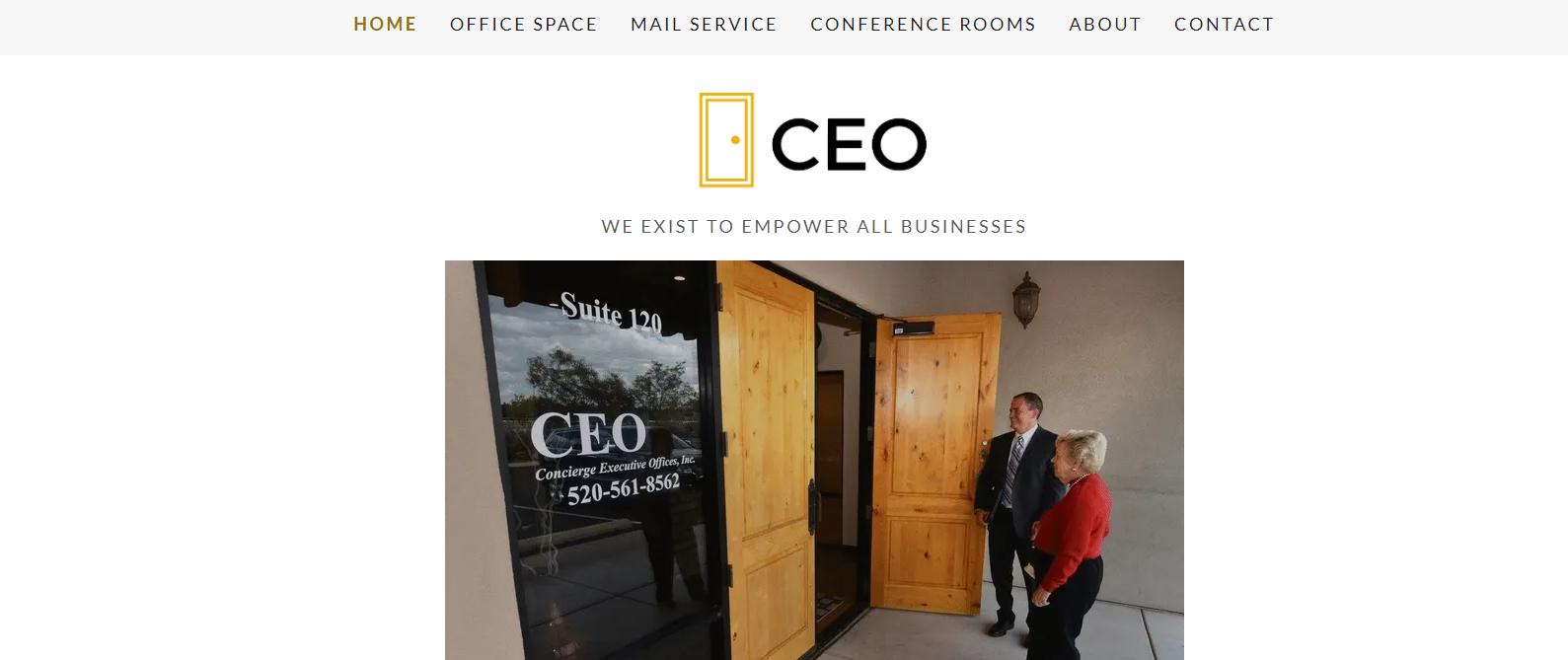 Concierge Executive Offices