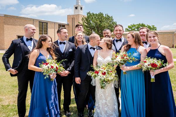 Wedding Photographer Oklahoma City