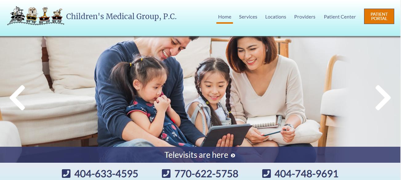 Children's Medical Group, P.C. in Atlanta, GA