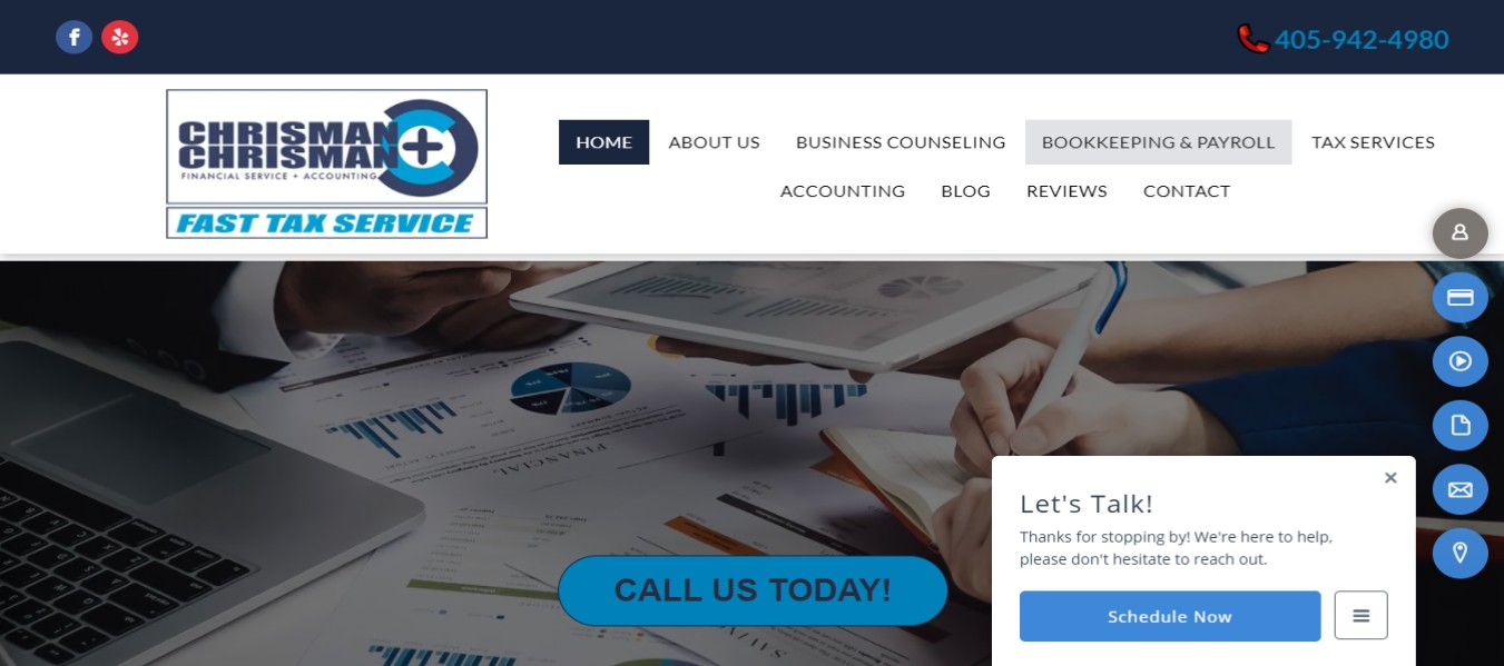 Chrisman Best Financial Services in Oklahoma City, OK