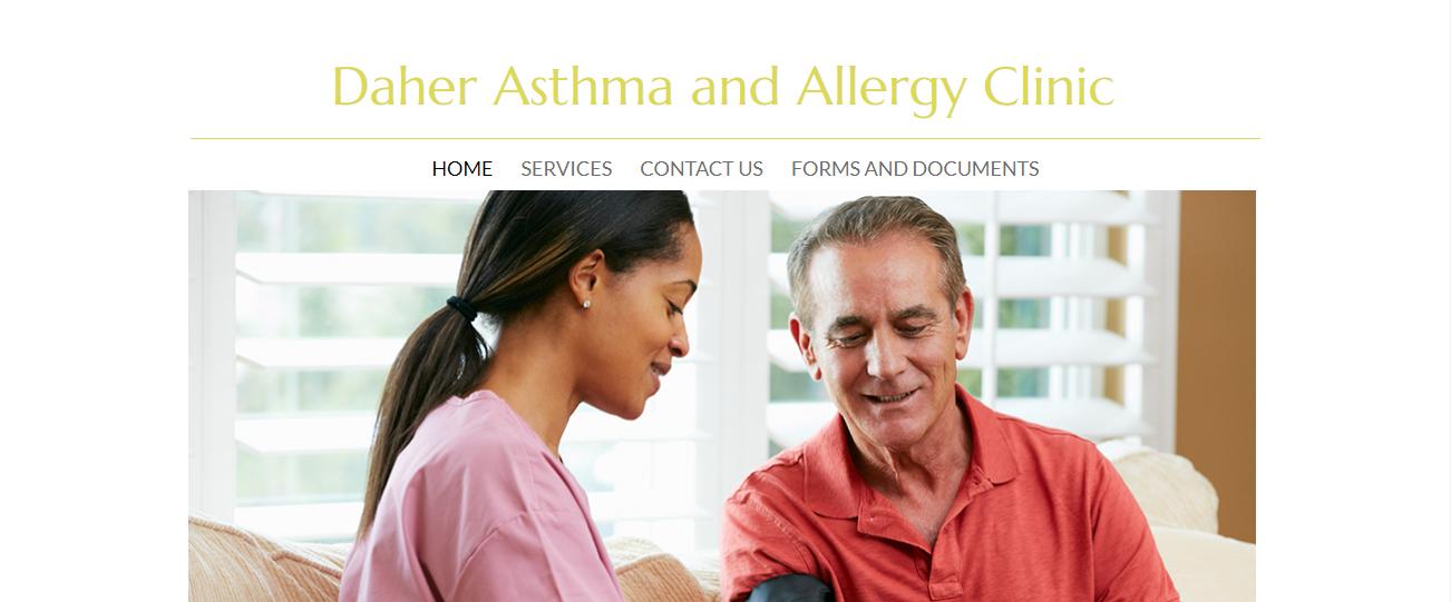 Daher Asthma and Allergy Clinic in Memphis, TN