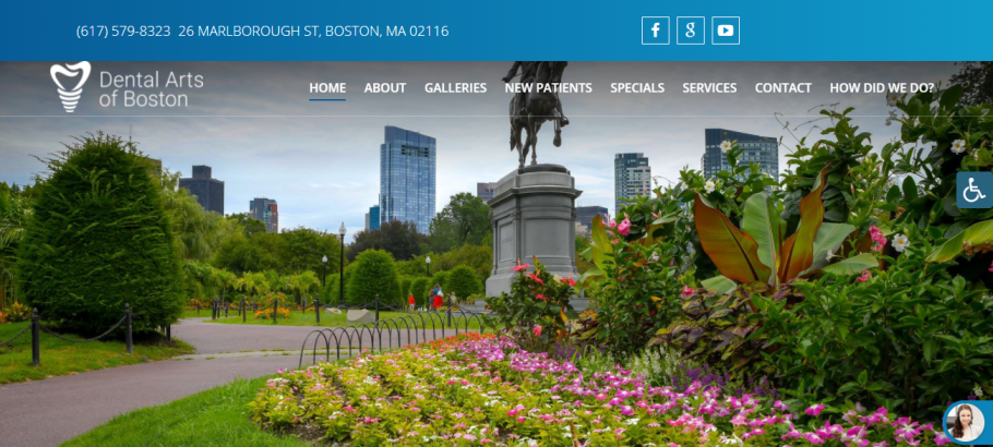Dental Arts of Boston in Boston, MA