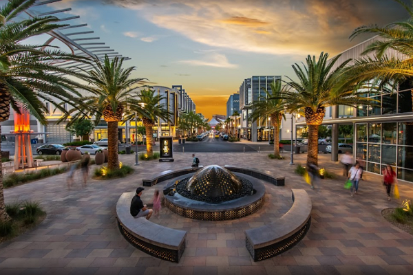 Good Shopping Centre in Las Vegas