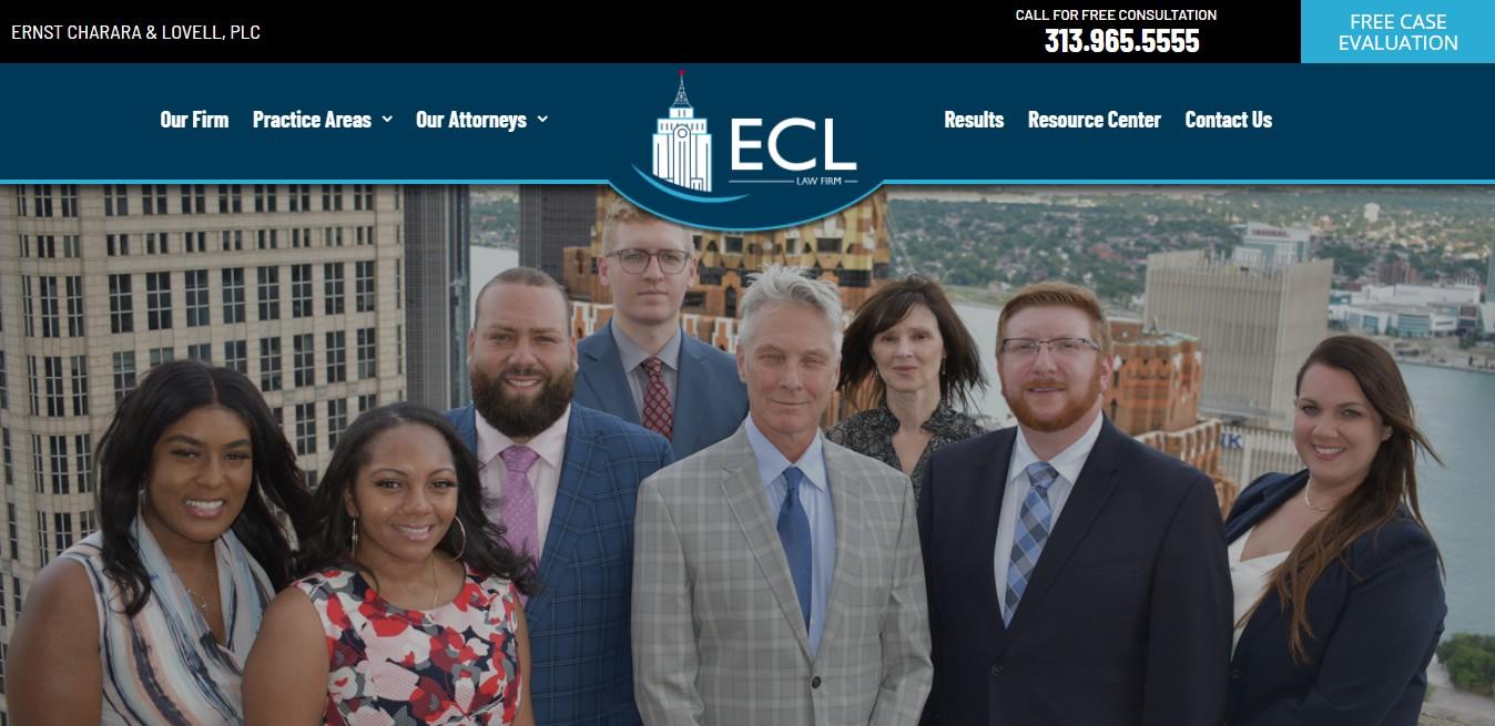 ECL Best Employment Attorneys in Detroit, MI
