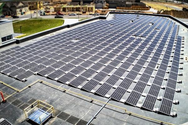 One of the best Solar Panels in Denver
