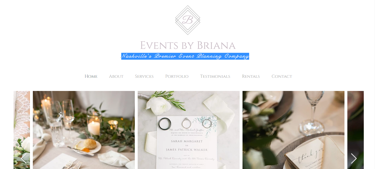Events by Briana in Nashville, TN
