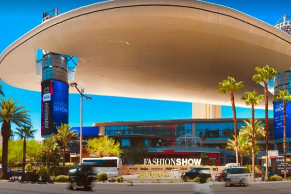 Shopping Centre in Las Vegas