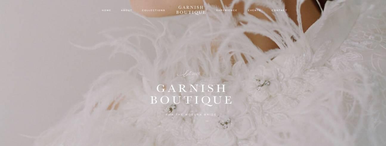 Garnish Boutique