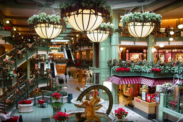 Shopping Centre Washington