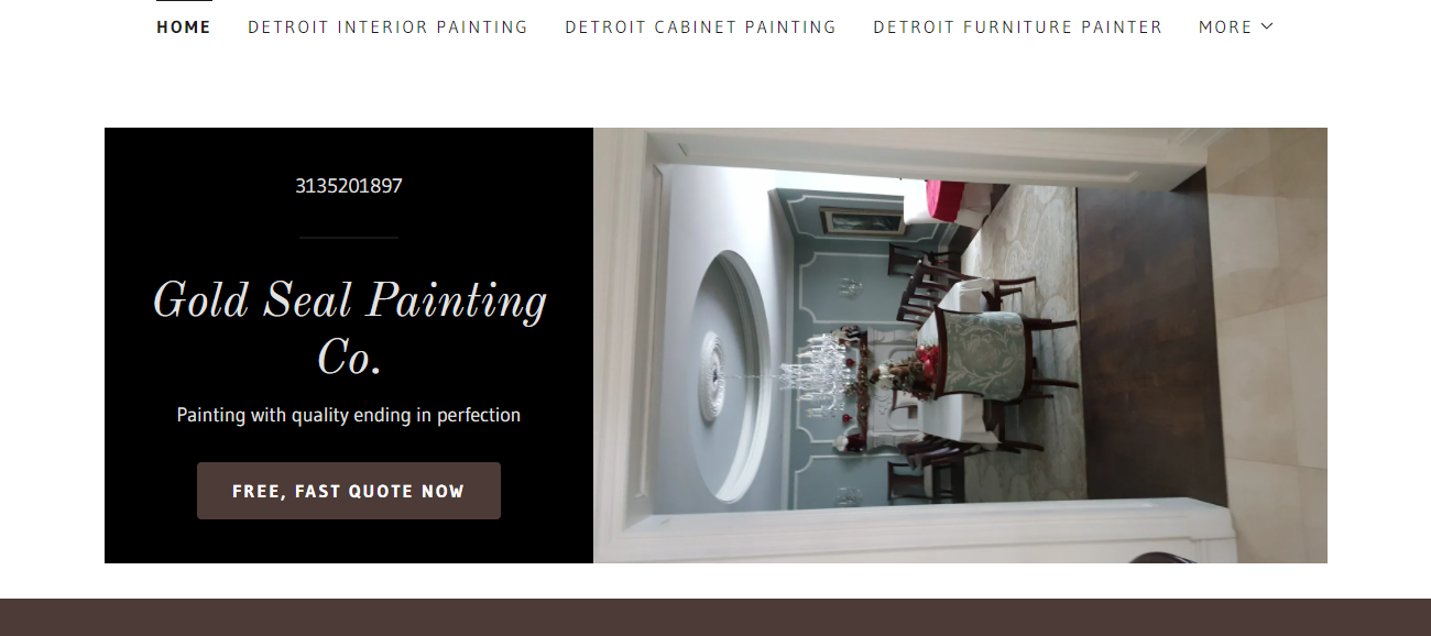 Gold Seal Painting in Detroit, MI