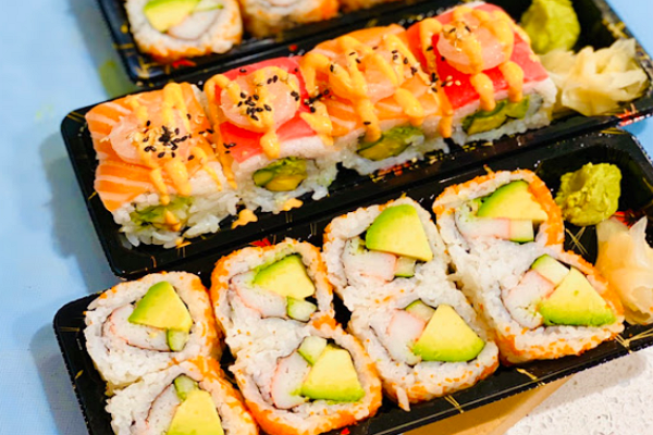 One of the best Sushi in Baltimore