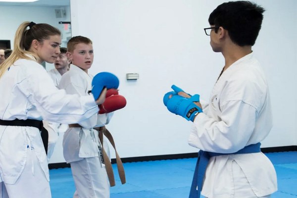 Good Martial Arts Classes in Las Vegas