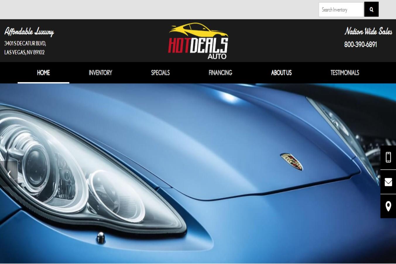 Hot Deals Best Car Dealerships in Las Vegas, NV