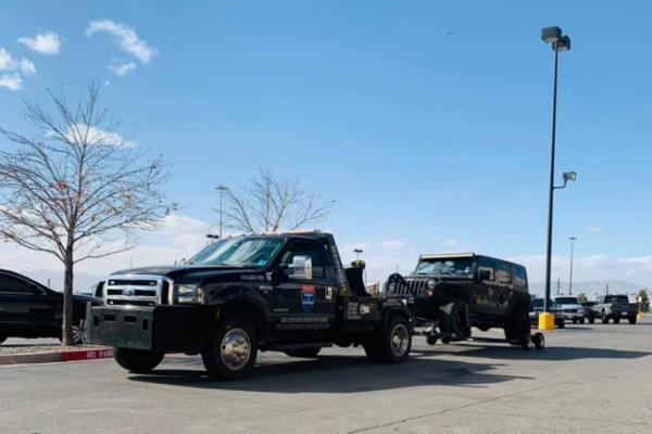Towing Services in El Paso