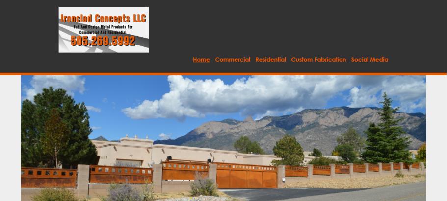 Ironclad Concepts, LLC in Albuquerque, NM
