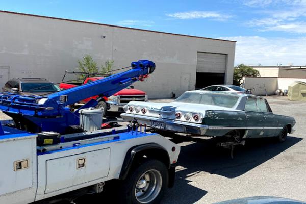 Top Towing Services in El Paso