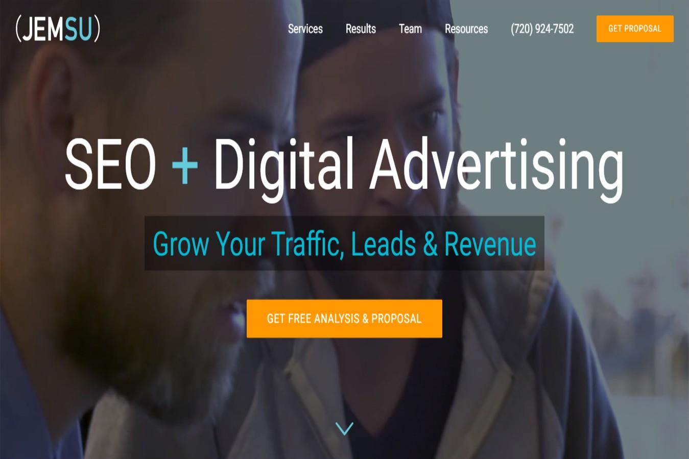 JEMSU Digital Marketer in Denver, CO