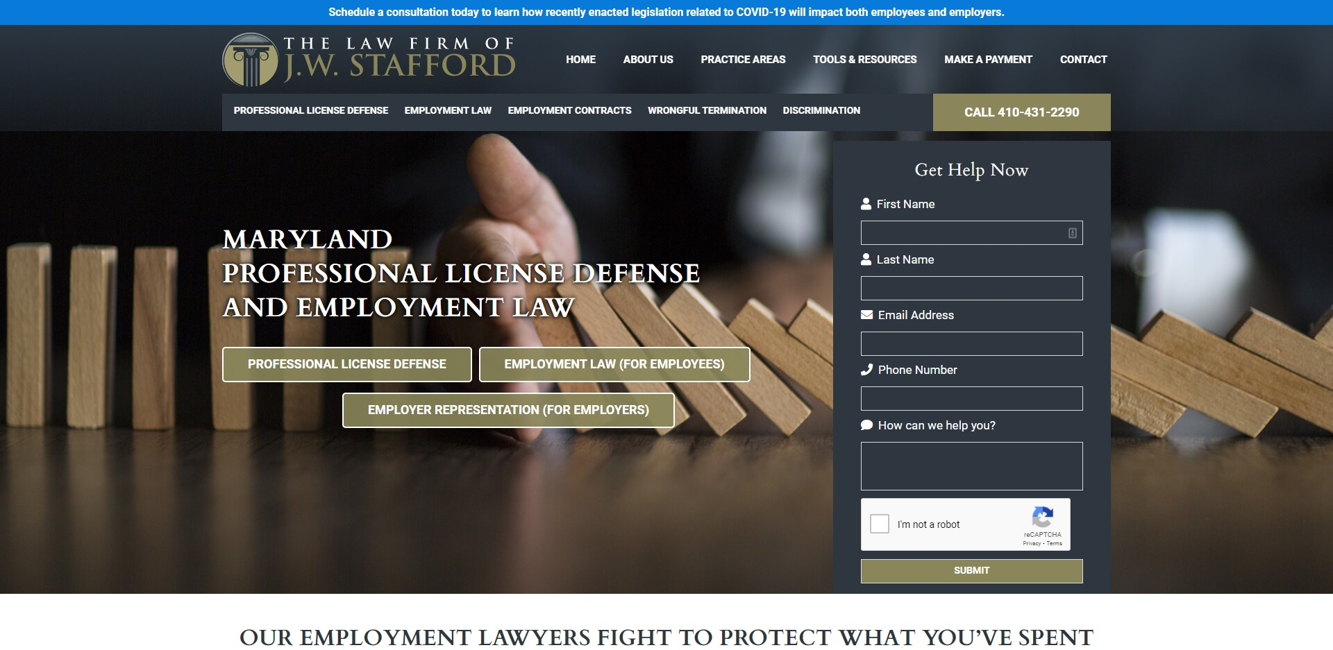 5 Best Contract Attorneys in Baltimore, MD