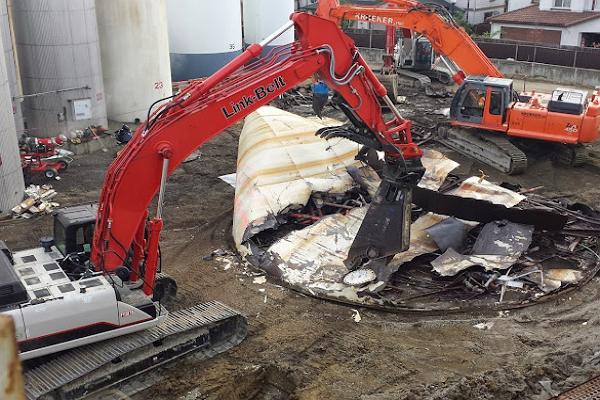 Good Demolition Builders in Fresno