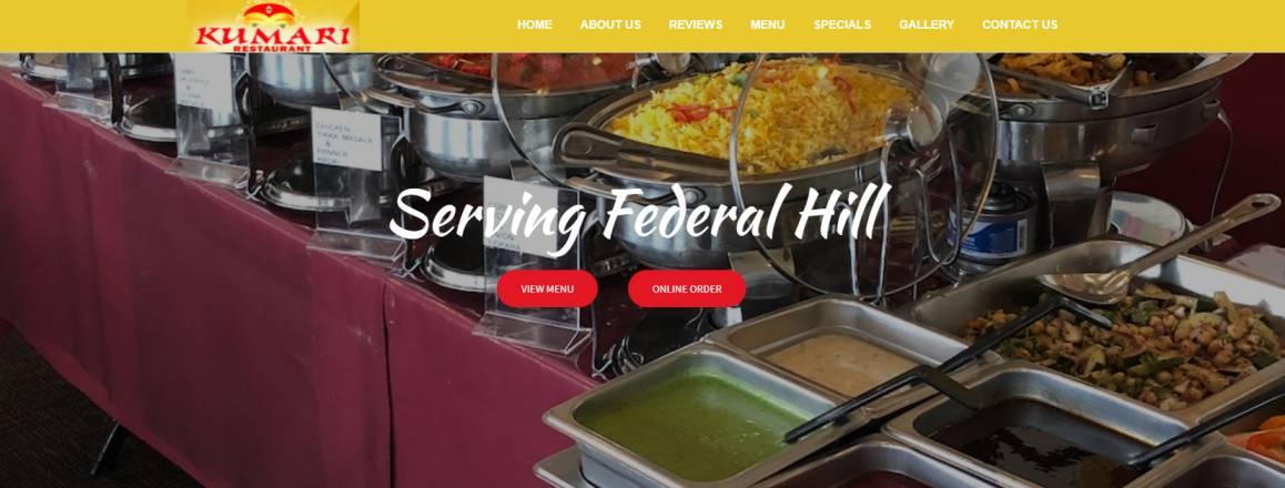 Kumari Restaurant - Federal Hill