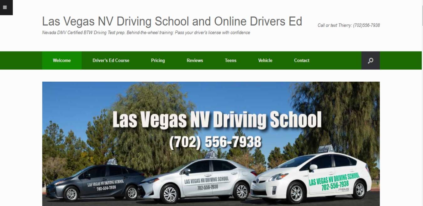 Las Vegas NV Best Driving Schools in Las Vegas, NV