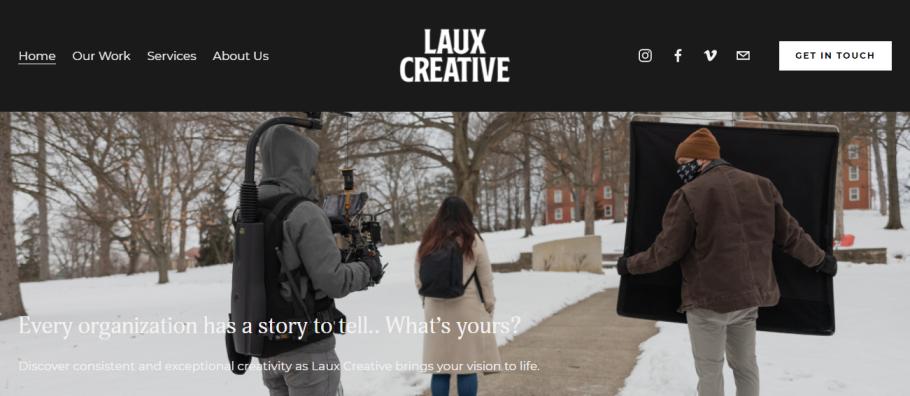 Laux Creative in Columbus, OH