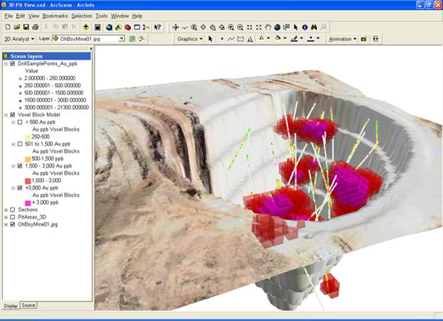 Leonard Bundra set about to develop Mixed Reality GIS