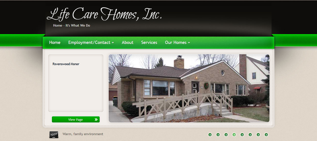 Life Care Homes, Inc. in Milwaukee, WI