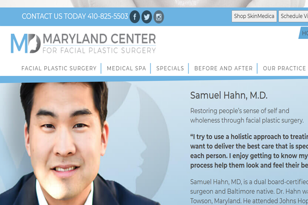 One of the best Plastic Surgeon in Baltimore