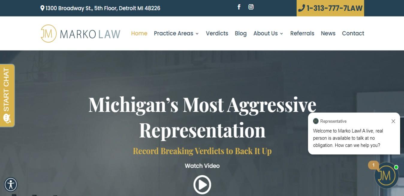 Top Employment Attorneys in Detroit, MI
