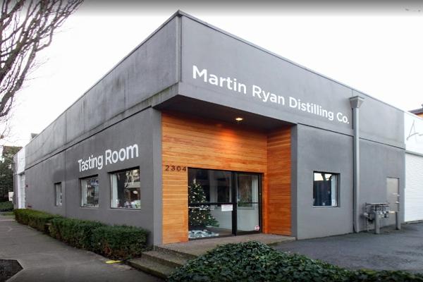 Top Distilleries in Portland