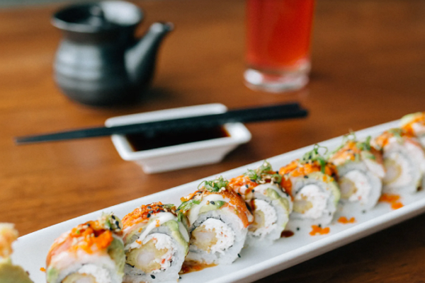 Top Sushi in Detroit