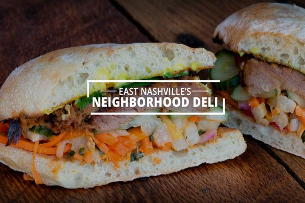 Sandwich Shops Nashville