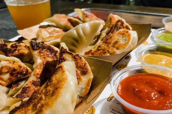 Dumplings in Detroit